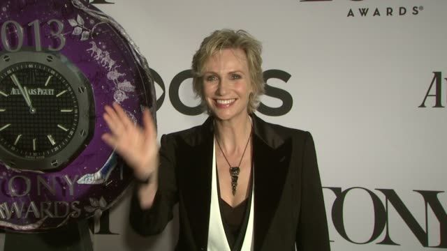 Jane Lynch at The 67th Annual Tony Awards Arrivals at Radio City Music Hall on June 09 2013 in New York New York