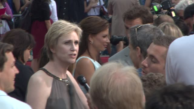 Jane Lynch at the 'Julie Julia' Special Screening at Westwood Los Angeles CA