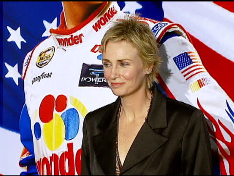 jane lynch at the 'talladega nights the ballad of ricky bobby' los angeles premiere at grauman's chinese theatre in hollywood california on july 26... - jane lynch stock videos and b-roll footage