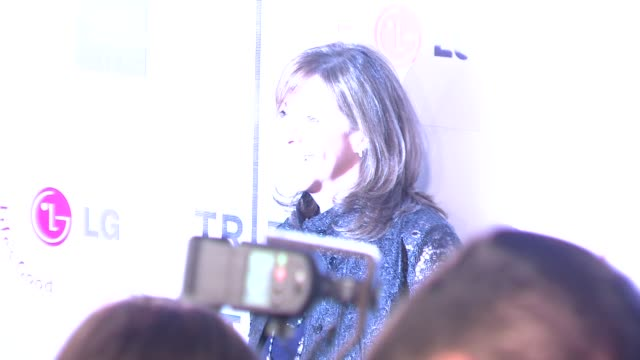 jane rosenthal at the 7th annual tribeca film festival i am because we are premiere at borough of manhattan community college / tribeca performing... - community college stock videos & royalty-free footage