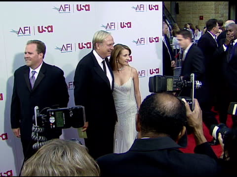 jane seymour at the 34th afi life achievement award: a tribute to sean connery at the kodak theatre in hollywood, california on june 8, 2006. - afi life achievement award stock videos & royalty-free footage