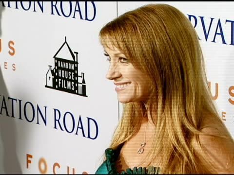 vidéos et rushes de jane seymour at the 'reservation road' los angeles premiere at academy of motion picture arts and sciences in beverly hills, california on october... - academy of motion picture arts and sciences