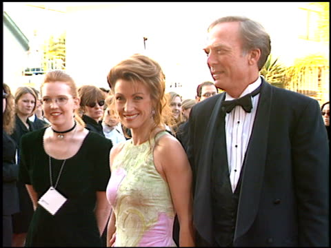 Jane Seymour at the Screen Actor's Guild Awards at the Shrine Auditorium in Los Angeles California on February 22 1997