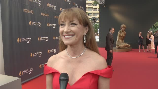 INTERVIEW Jane Seymour on hosting tonight's ceremony On learning French years ago for Marie Antoinette and putting her bilingual skills to good work...