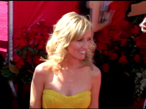 vídeos y material grabado en eventos de stock de janel moloney at the 2006 primetime emmy awards arrivals at the shrine auditorium in los angeles, california on september 19, 2004. - premio emmy anual primetime