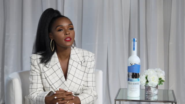 "NY: Belvedere x Janelle Monáe Launch ""A Beautiful Future"" Limited Edition Bottles in New York"