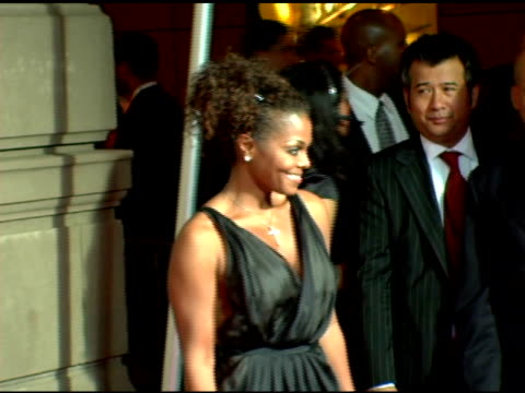 Janet Jackson at the Cartier and Interview Magazine Celebration of Love at the Cartier Mansion in New York New York on June 8 2006