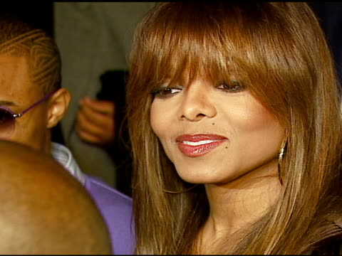 janet jackson at the songs of hope iv at esquire house 360 at esquire house in beverly hills california on november 1 2006 - janet jackson stock videos & royalty-free footage