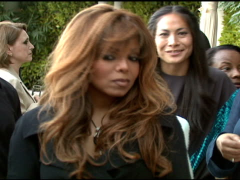 janet jackson, jermaine dupri at the cartier hosts the third annual loveday celebration at los angeles california. - cartier stock videos & royalty-free footage
