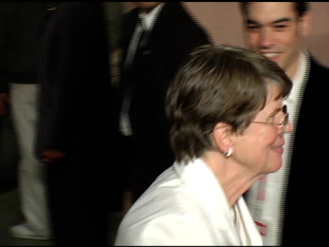 janet reno at the emi post-grammy awards bash at the beverly hilton in beverly hills, california on february 13, 2005. - emi grammy party stock videos & royalty-free footage