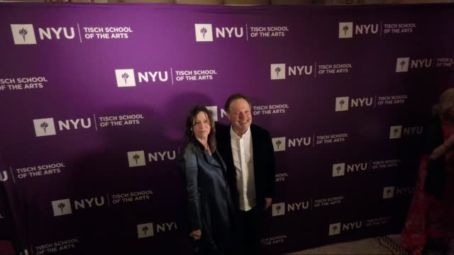 janice crystal and billy crystal at the new york university tisch school of the arts 2018 gala at capitale on april 16 2018 in new york city - billy crystal stock videos & royalty-free footage