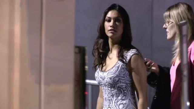 Janina Gavankar arrives at Maxim's Hot 100 Celebration in Hollywood 05/15/13