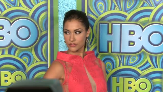Janina Gavankar at HBO's Post 65th Primetime Emmy Awards Reception in Los Angeles CA on 9/22/13