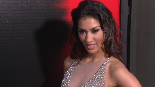 Janina Gavankar at Premiere Of HBO's True Blood Season 6 on 6/11/2013 in Hollywood CA