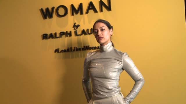Janina Gavankar at Ralph Lauren Fragrances x Women In Film Sisterhood of Leaders Event at Waldorf Astoria Beverly Hills on October 24 2018 in Beverly...