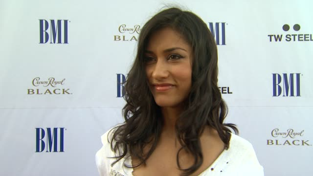 Janina Gavankar on why she wanted to attend the BMI Urban Awards what makes Snoop an icon and what makes a song timeless at the 11th Annual BMI Urban...