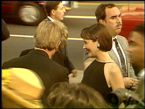 Janine Turner at the 'Cliffhanger' Premiere at Grauman's Chinese Theatre in Hollywood California on May 1 1993