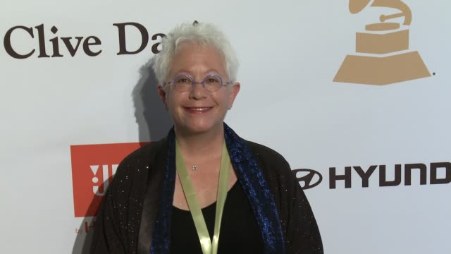 stockvideo's en b-roll-footage met janis ian at the 2016 pregrammy gala and salute to industry icons honoring irving azoff at the beverly hilton hotel on february 14 2016 in beverly... - irving azoff