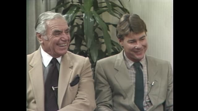 janmichael vincent ernest borgnine on flying helicopters - rolls royce stock videos & royalty-free footage