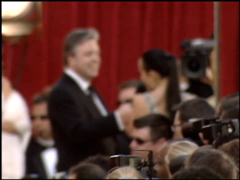 jann carl at the 2005 academy awards at the kodak theatre in hollywood, california on february 27, 2005. - 77th annual academy awards stock videos & royalty-free footage