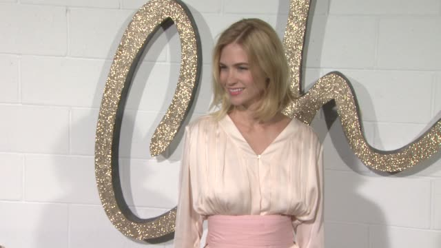 January Jones at the Chloe Los Angeles Boutique Opening Celebration at Los Angeles CA