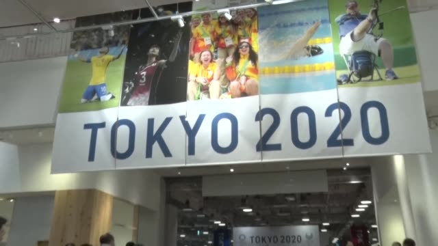 an orientation session is held in tokyo on feb 9 for volunteer applicants for the 2020 tokyo olympics and paralympics - 説明する点の映像素材/bロール