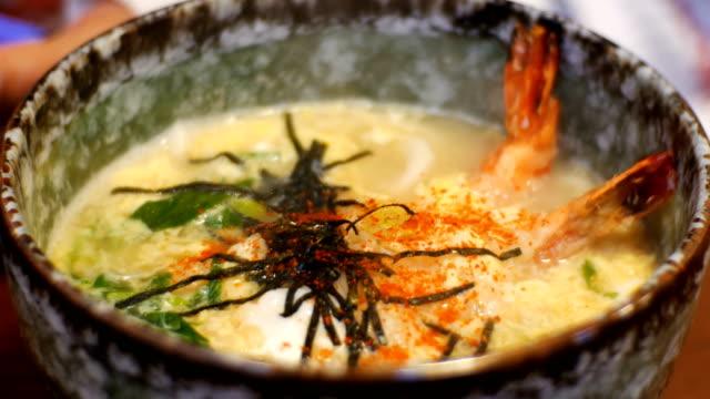 vídeos y material grabado en eventos de stock de japón food่ - aperitivo plato de comida