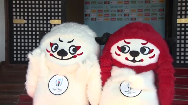 The organizers of Rugby World Cup 2019 in Japan unveiled on Friday the official mascots of the tournament The pair of red and white creatures are...