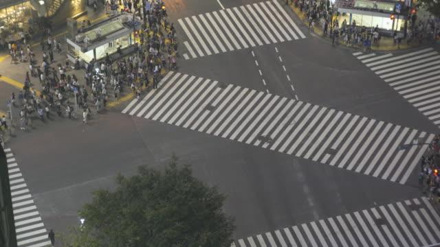 Japan-Shibuya-Kreuzung