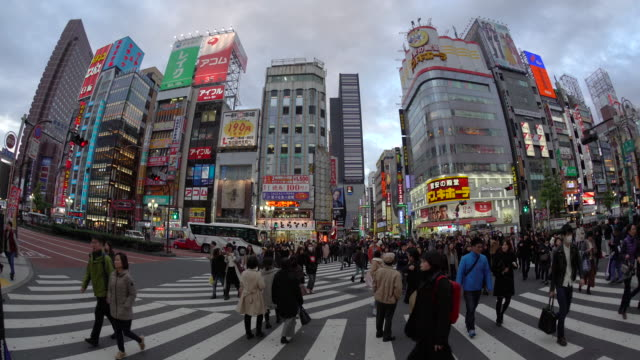 vídeos de stock e filmes b-roll de japan, tokyo, shinjuku, kabukicho entertainment district - bairro de shinjuku