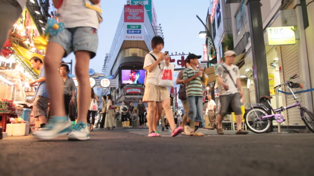 japan, tokyo - retail place stock videos and b-roll footage