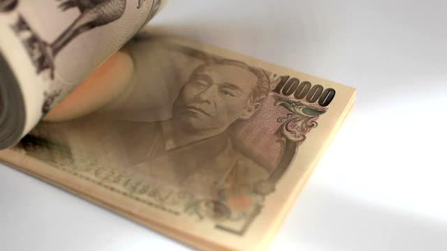 Japanese 10000 yen.