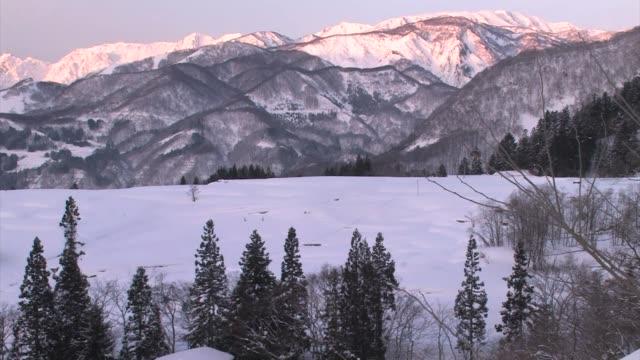 Japanese Alps, Honshu, Japan