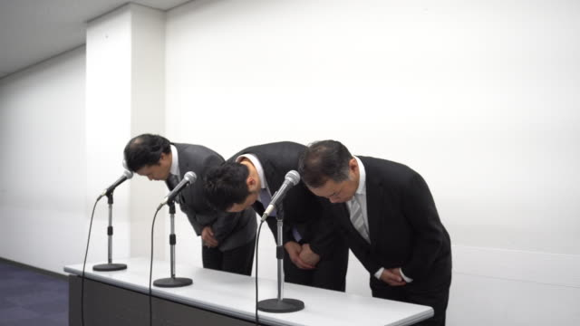 Japanese Business Apology