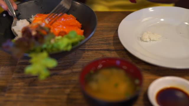 japanese food - wasabi stock videos and b-roll footage