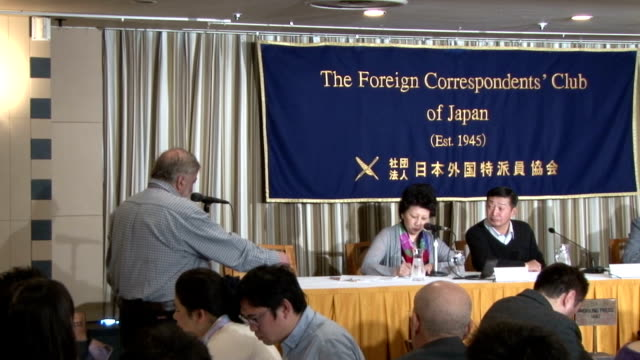 japanese freelance photojournalist criticized the government on thursday for having confiscated his passport to prevent him from travelling to syria... - photojournalist stock videos & royalty-free footage
