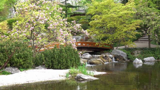 Jardin japonais avec Super-Zoom-en-Effect