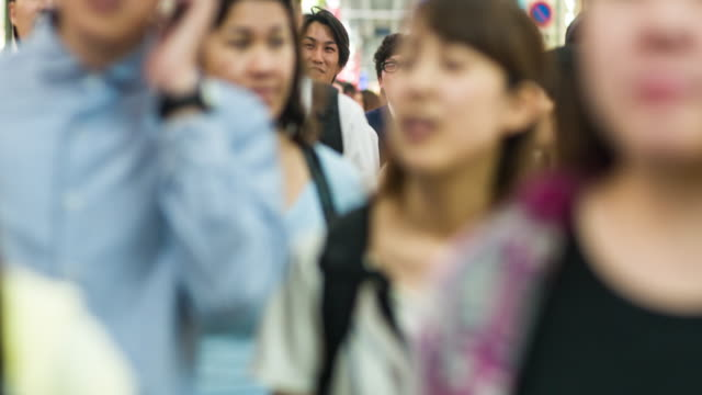 Japanese people in Shinsaibashi