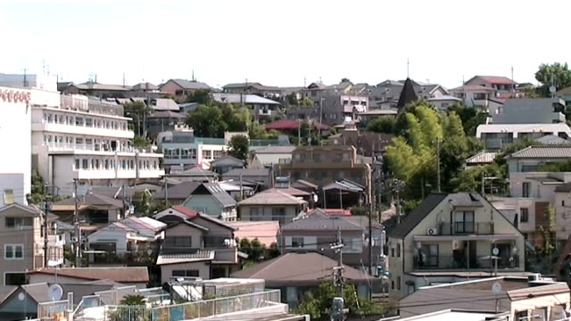 Giapponese periferia, Yokohama