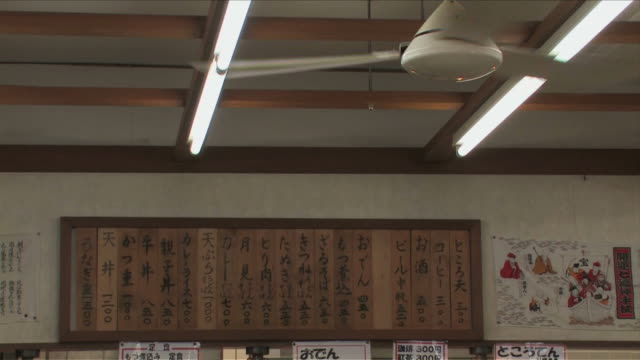 japanese traditional shop - japanese script stock videos & royalty-free footage