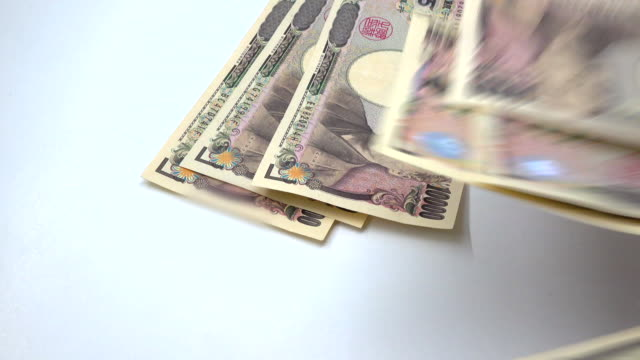 Japanese yen bank noted