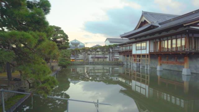 japanese zen architecture, nagano, japan - shinto shrine stock videos & royalty-free footage
