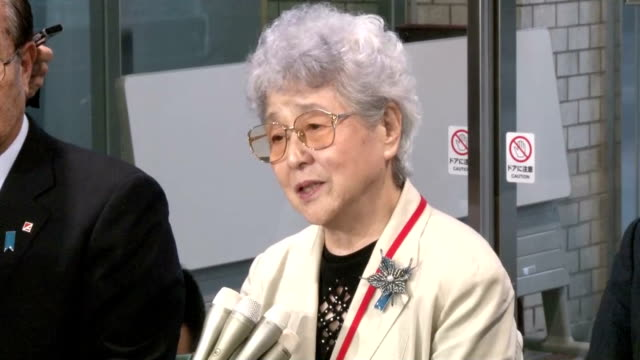 Japan's cabinet minister in charge of North Korea's abduction of Japanese citizens pledged to the families of the victims to strengthen commitment on...
