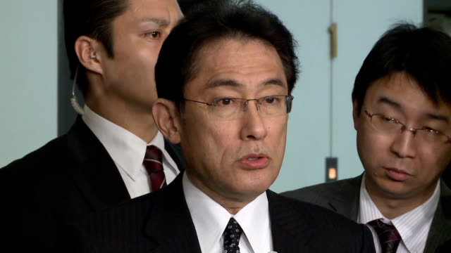 Japan's Foreign Minister Fumio Kishida met with Ambassador of the United States to Tokyo Caroline Kennedy on February 3 and confirmed that the two...