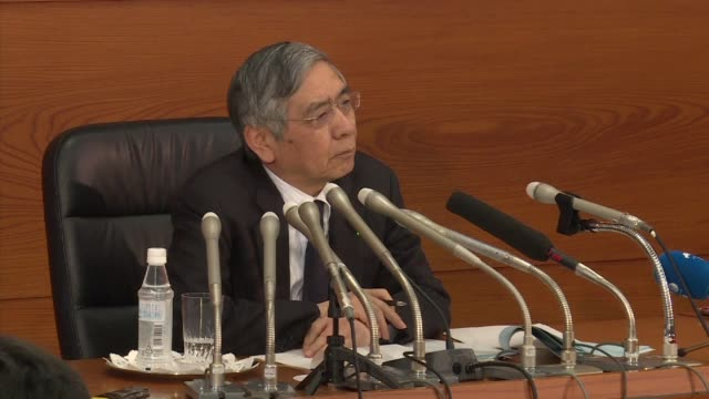 Japan's government nominates Haruhiko Kuroda for a second term as central bank governor handing the veteran finance chief more time to battle...