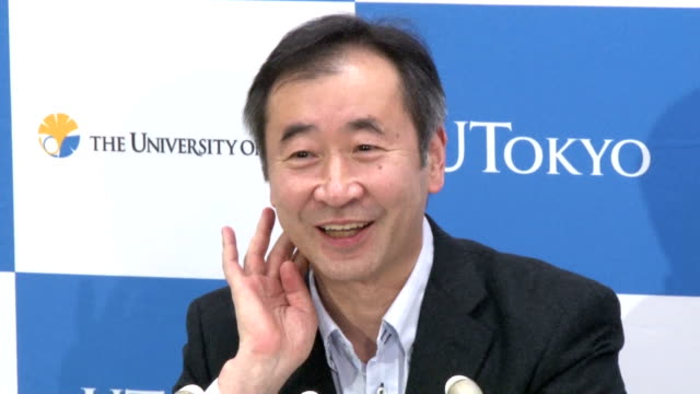 Japan's laureate of Nobel Prize 2015 in physics Takaaki Kajita on Friday December 4 left Tokyo with his wife Michiko for Sweden to attend the Nobel...