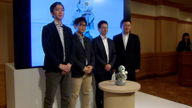 Japan's leading artificial intelligence developer UBIC and machine maker Vstone joined hands and on Tuesday November 17 unveiled the country's yet...