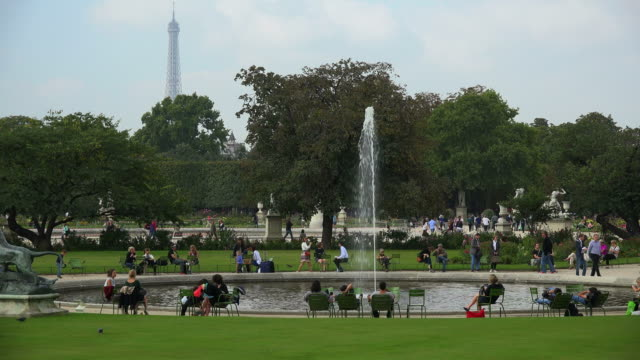 Jardin des Tuileries, Paris, France, Europe