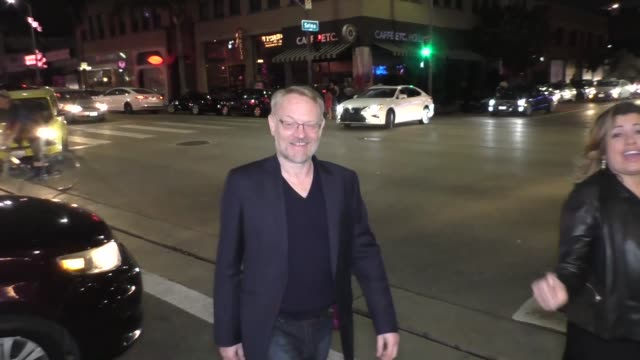 Jared Harris at the Audi Emmy Party in Hollywood in Celebrity Sightings in Los Angeles