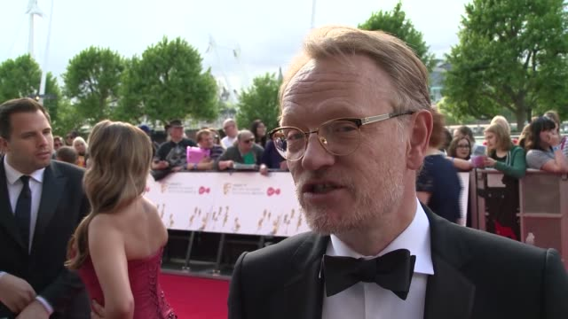 interview jared harris on the new series at the royal festival hall on may 14 2017 in london england - royal festival hall stock videos & royalty-free footage